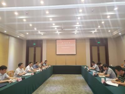 省机关管理局领导来江阴调研机关事务工作